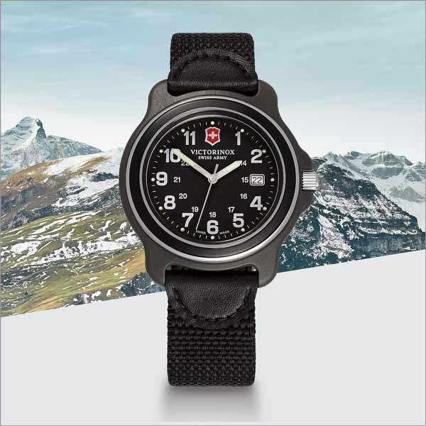 12 Best Victorinox Swiss Army Watches [Buying Guide ...
