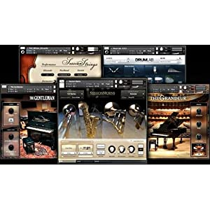 Amazon.com: Native Instrument Komplete 10 Ultimate: Musical