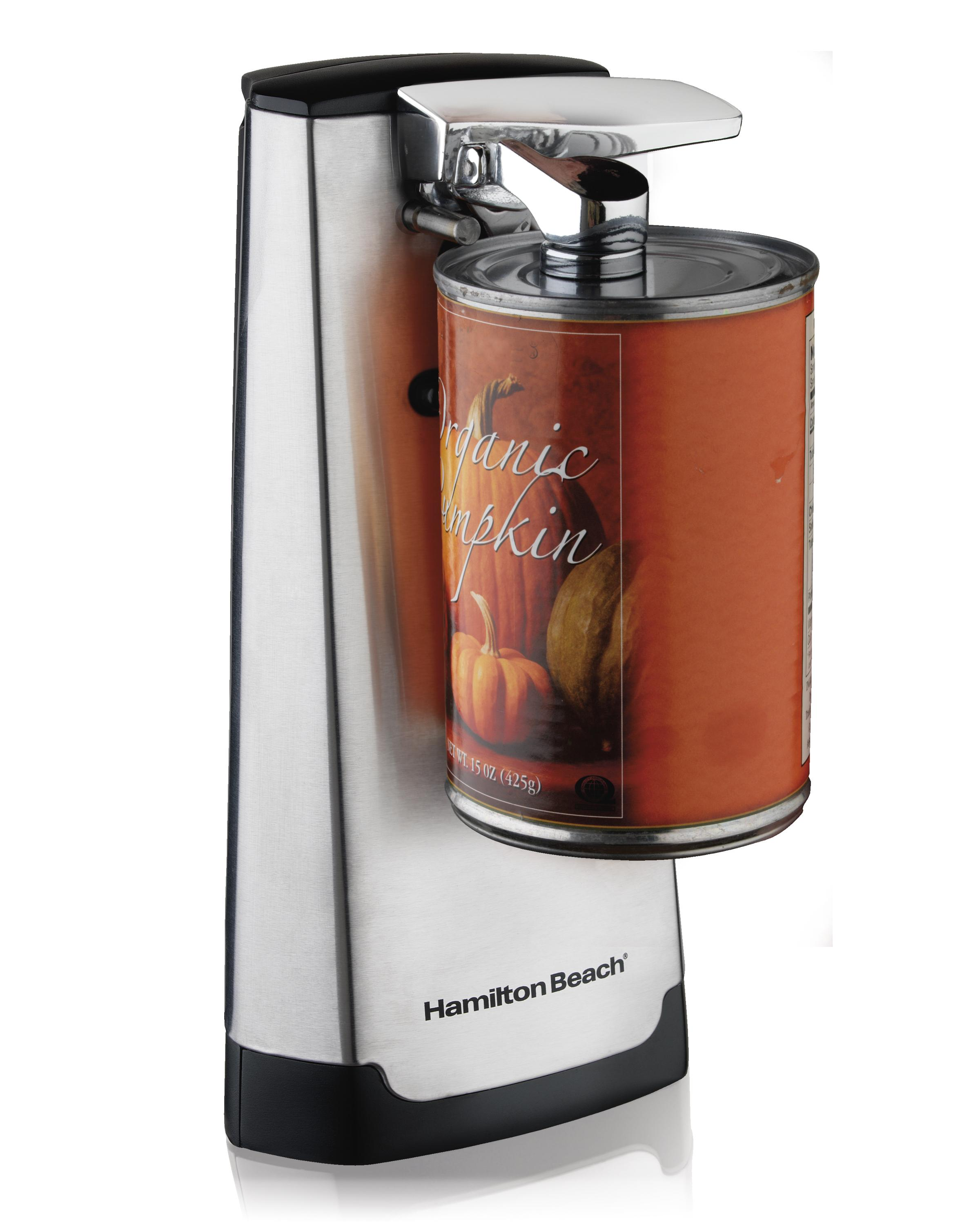 Electric Can Openers ~ Amazon hamilton beach electric can opener