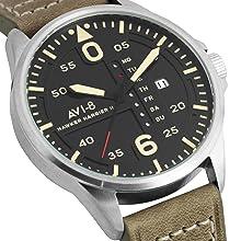 AVI-8, Aviator Watch, Hawker Harrier II, AV-4003, Watch, Watches for Men, Invicta