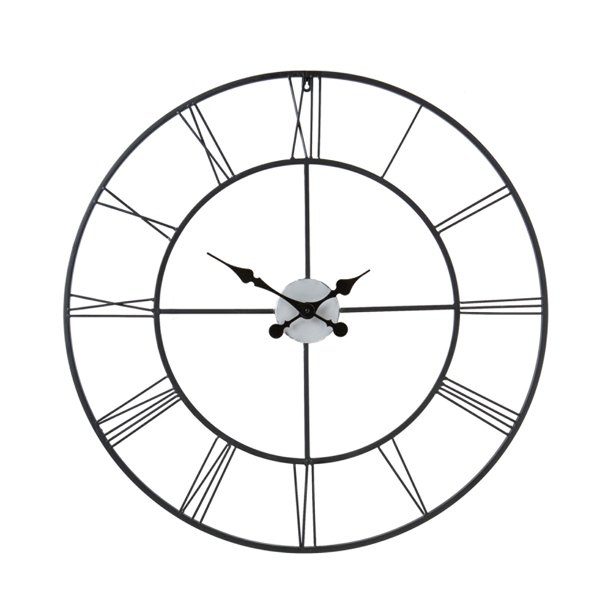 Amazon Southern Enterprises Centurian Decorative Wall Clock