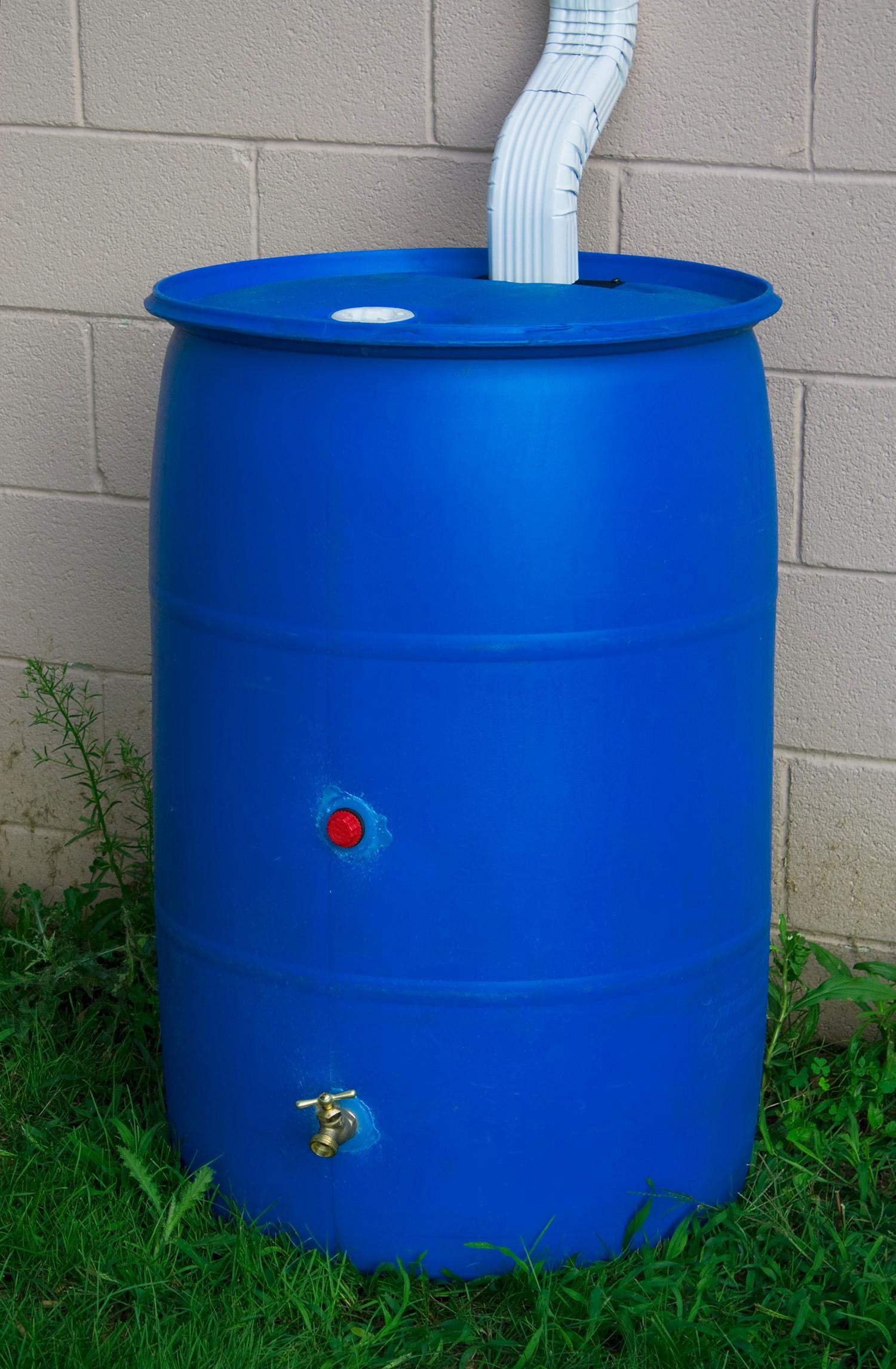 Good Ideas Rb55 Blue Big Blue Recycled Rain