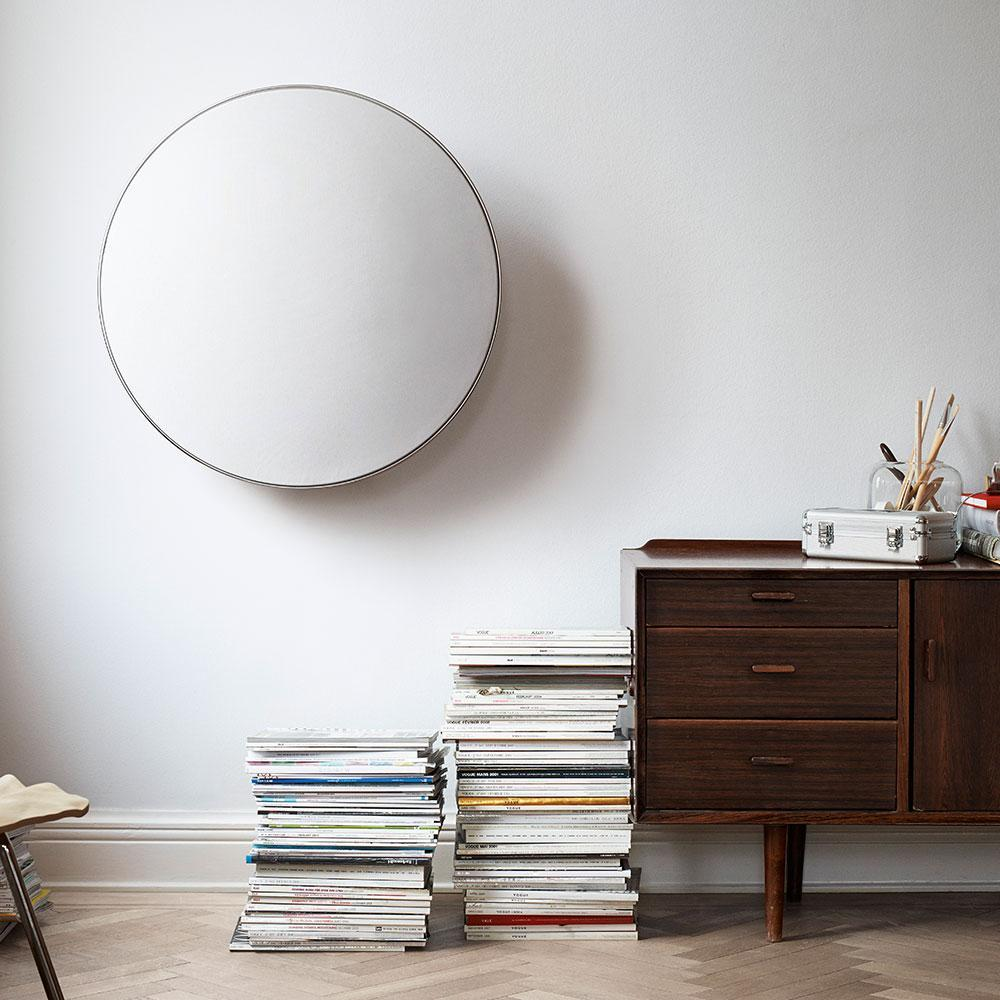 b o play by bang olufsen beoplay a9 wireless speaker white home audio theater. Black Bedroom Furniture Sets. Home Design Ideas