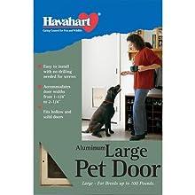 Havahart Large Aluminum Dog Door