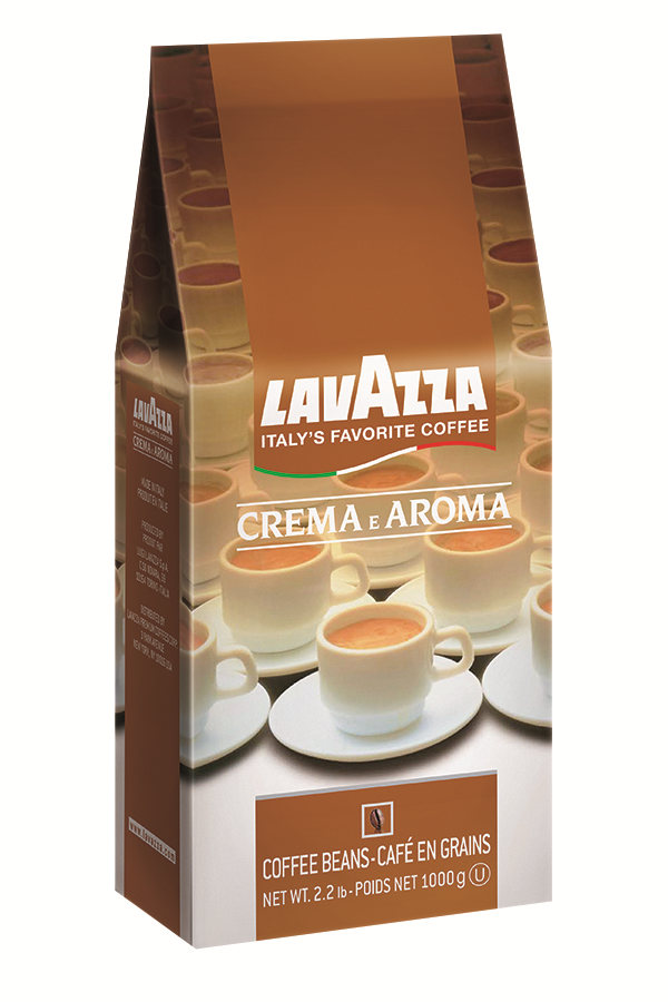 Amazon.com : Lavazza Crema e Aroma - Coffee Beans, 2.2-Pound Bag
