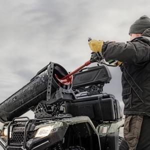 Amazon Com Kolpin Stronghold Auto Latch Mount 20710