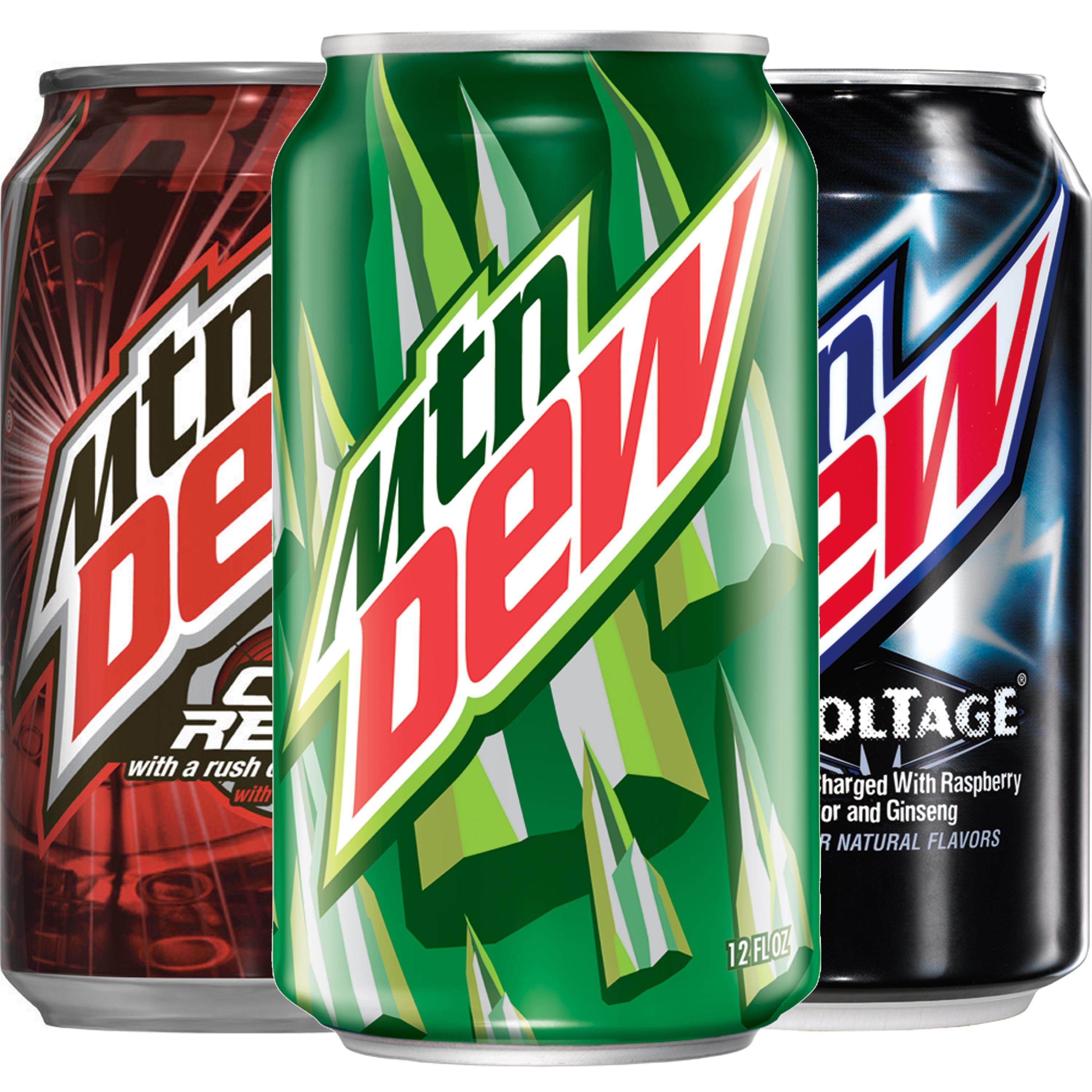 amazon com mountain dew variety pack with mtn dew code red and
