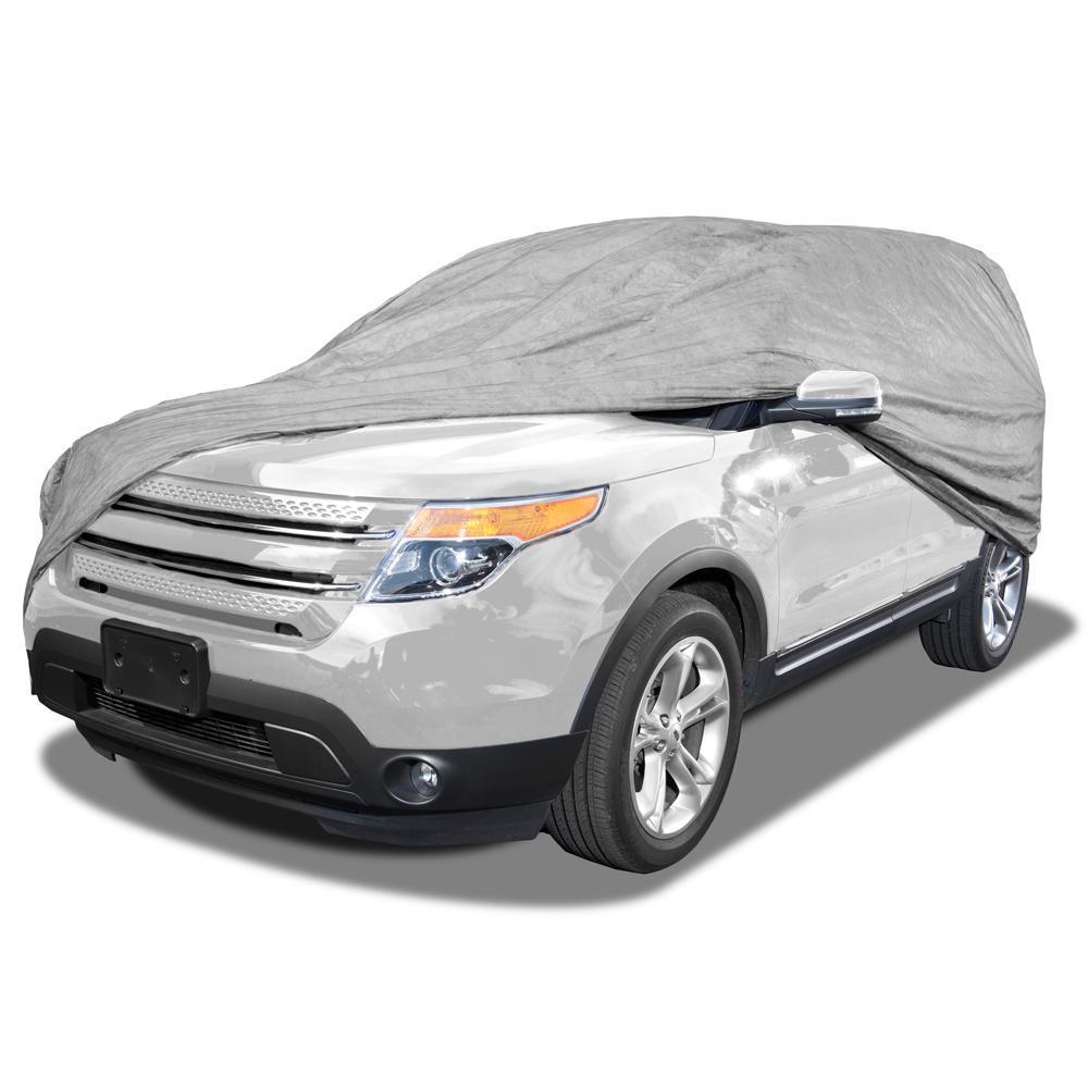 Amazon.com: Budge Lite SUV Cover Fits Medium SUVs Up To
