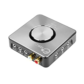 High Definition Digital 7.1 USB Audio Box