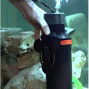 amazon com marineland magnum polishing internal canister filter