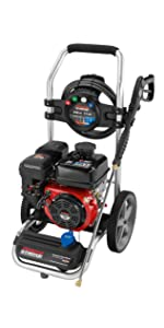 PowerStroke;power stroke;pressure washer;gas;179cc;2700