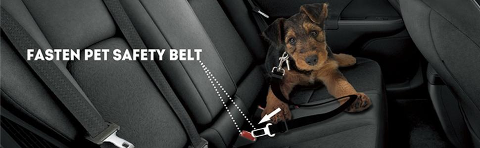 dog car harness,pet harness,dog collars,pet dog cat car clip seat carriers seatbelt lead,small dog a