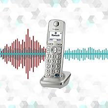 Panasonic KX-TGE274S - Noise reduction