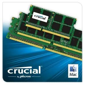 Crucial memory for Mac systems