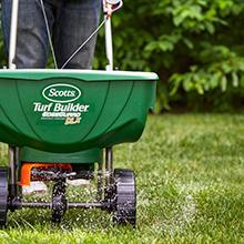 scotts lawn builder instructions