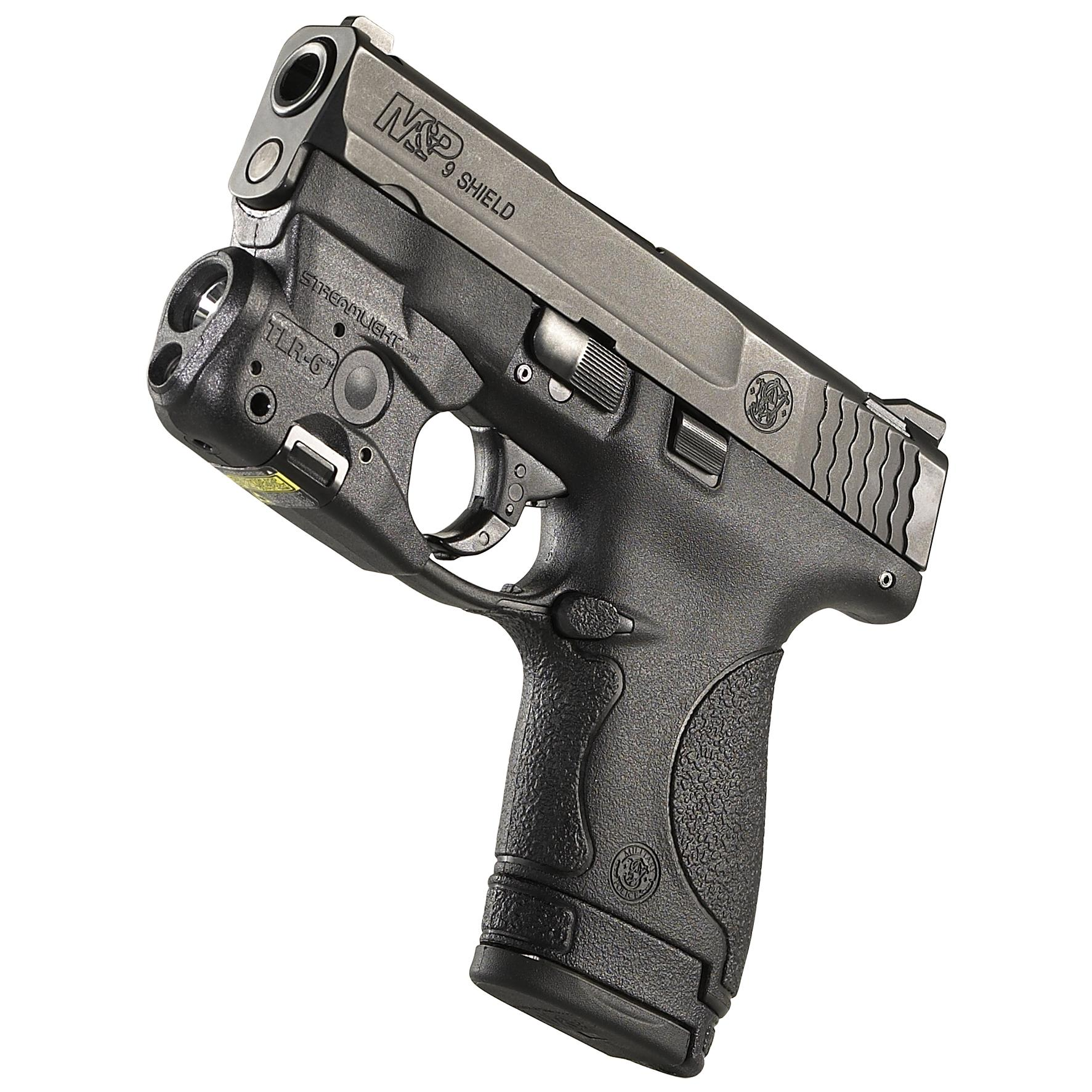 Amazon Com Tlr 6 Subcompact Gun Mounted Light W Red
