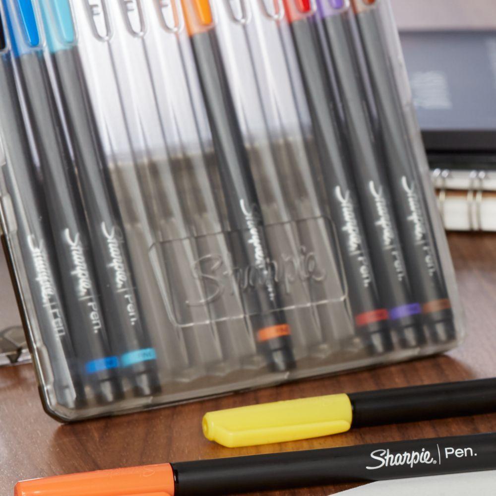 Amazon Com Sharpie Art Pens Fine Point Assorted Colors