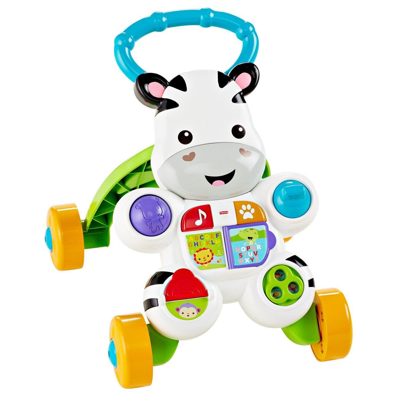 Fisher price learn with me zebra walker toys for Chambre bebe toys r us