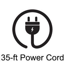 35 foot power cord
