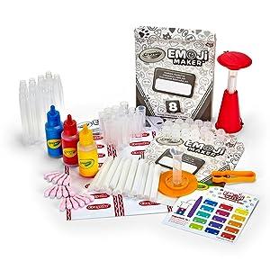 Crayola Emoji Marker Maker - Package Contents