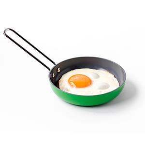 Amazon Com Greenpan One Egg Wonder Ceramic Non Stick Fry
