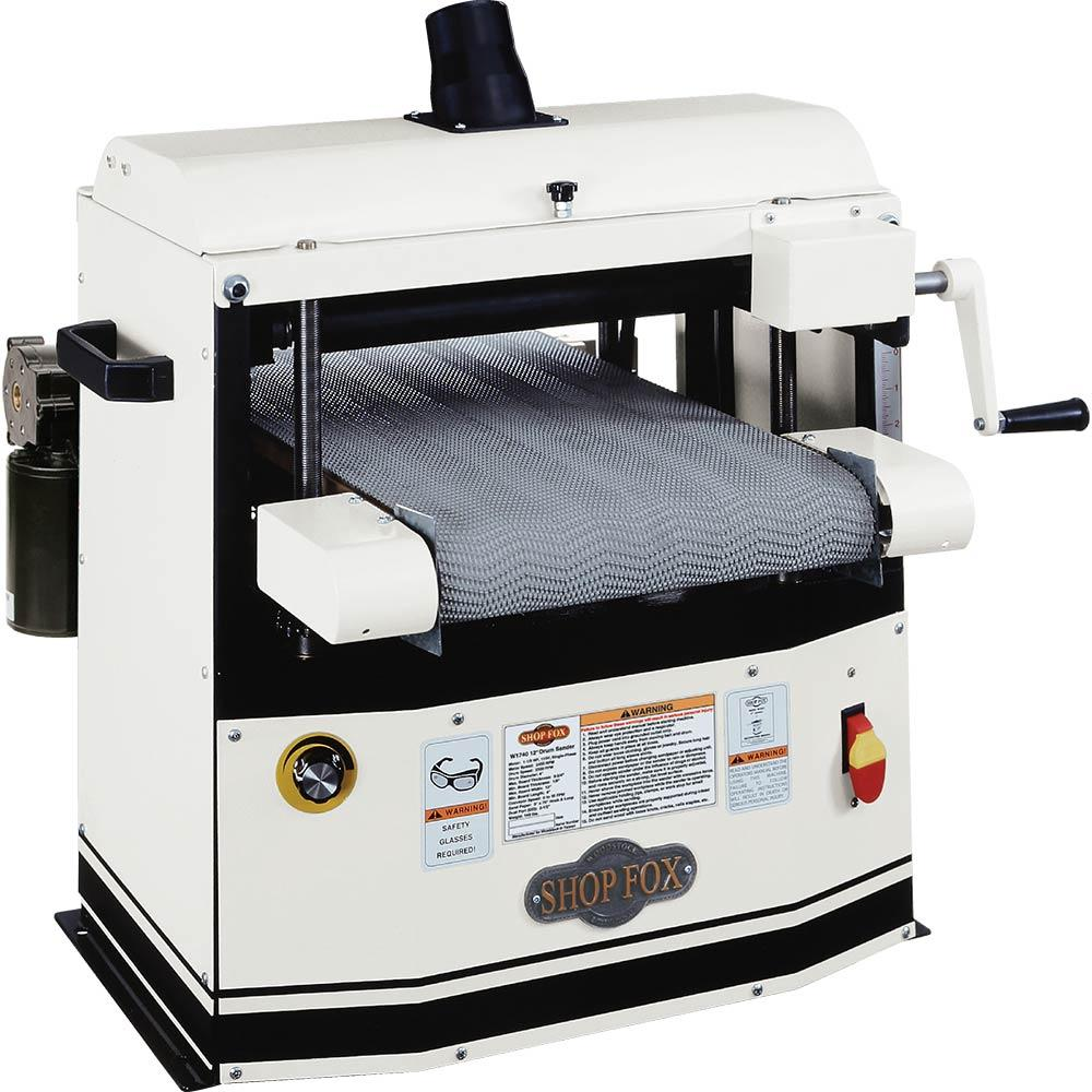 Amazon Com Shop Fox W1740 12 Inch Drum Sander Home
