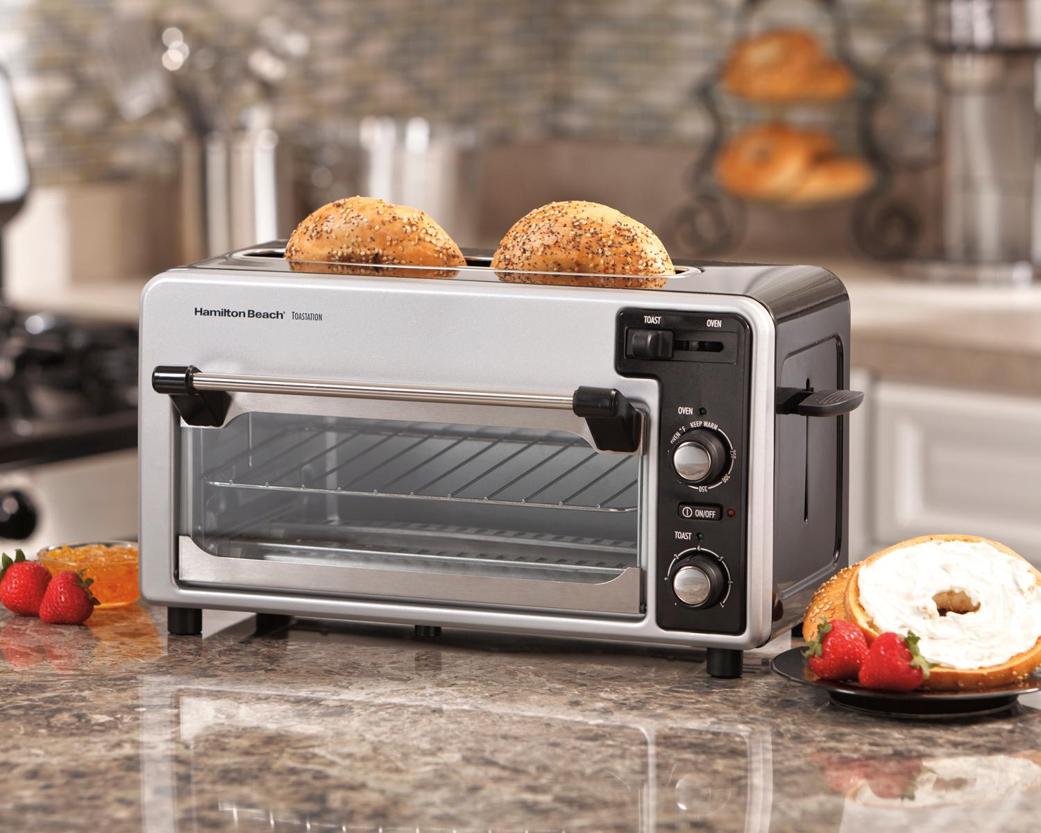 Amazon Hamilton Beach Toastation Toaster Oven Kitchen