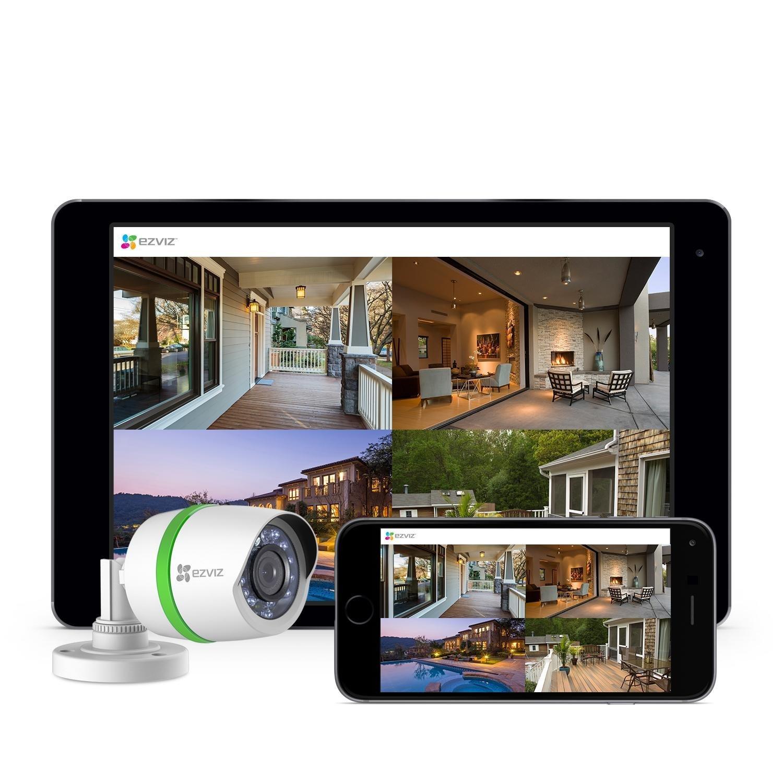 Ezviz Smart Home 1080p Security Camera System
