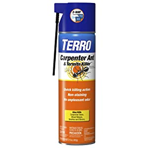 TERRO 16 oz. Carpenter Ant & Termite Killler Aerosol Spray