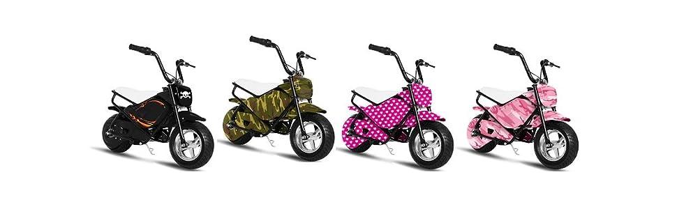 Amazon.com : Jetson Electric Bikes Junior E-Bike, Hearts ...