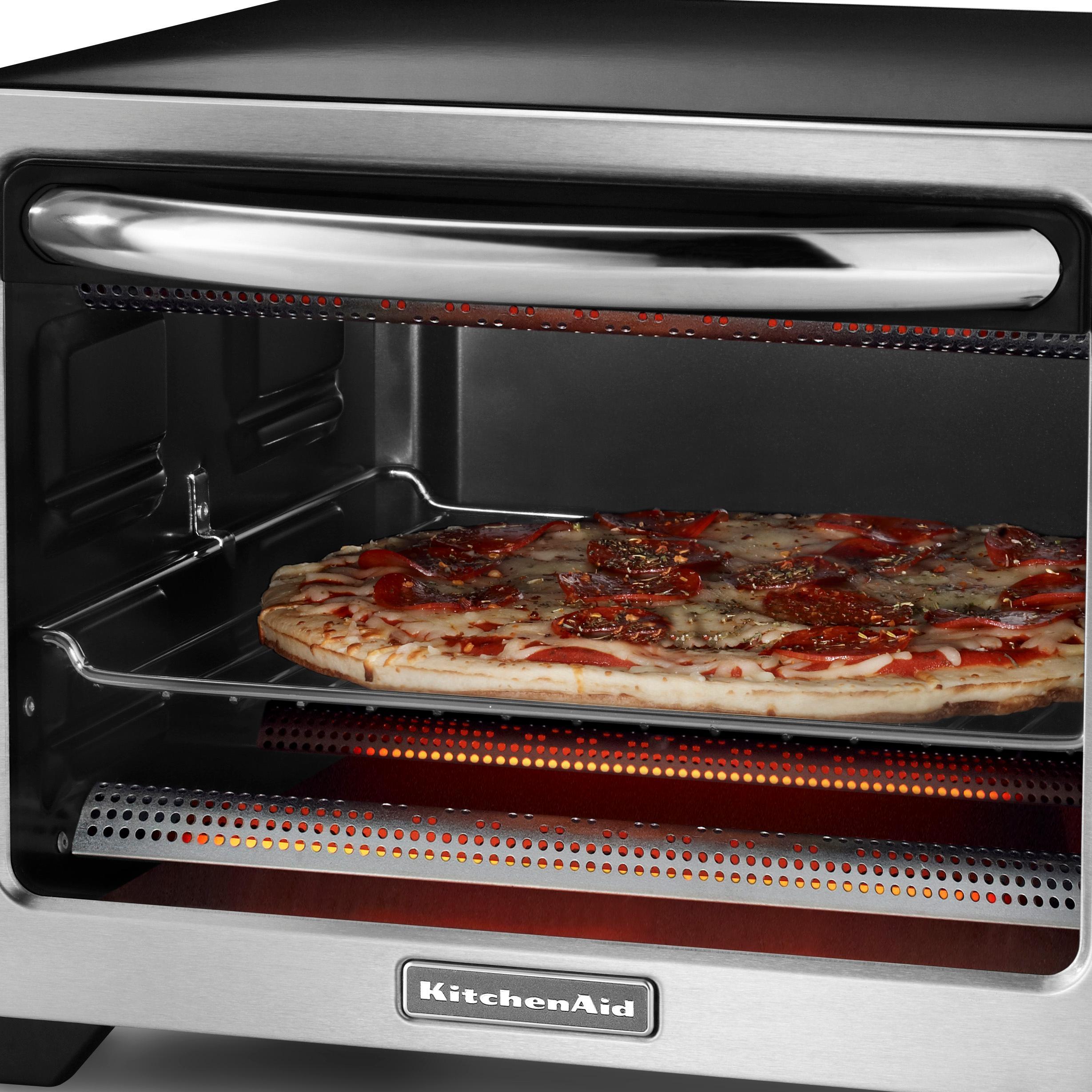Amazon.com: KitchenAid KCO222OB Countertop Oven, Onyx Black ...