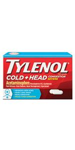 Tylenol Cold + Head Congestion Severe