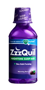 Taking expired zzzquil