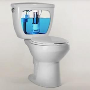 next by danco hyr460 hydroright total toilet repair kit with dual flush converte ebay. Black Bedroom Furniture Sets. Home Design Ideas