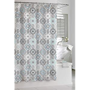 Urban Tiles Shower Curtains