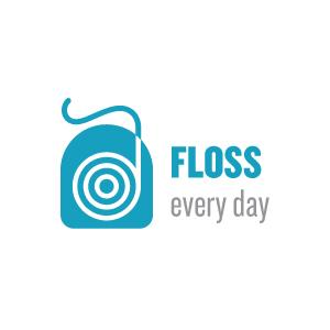 Floss every day