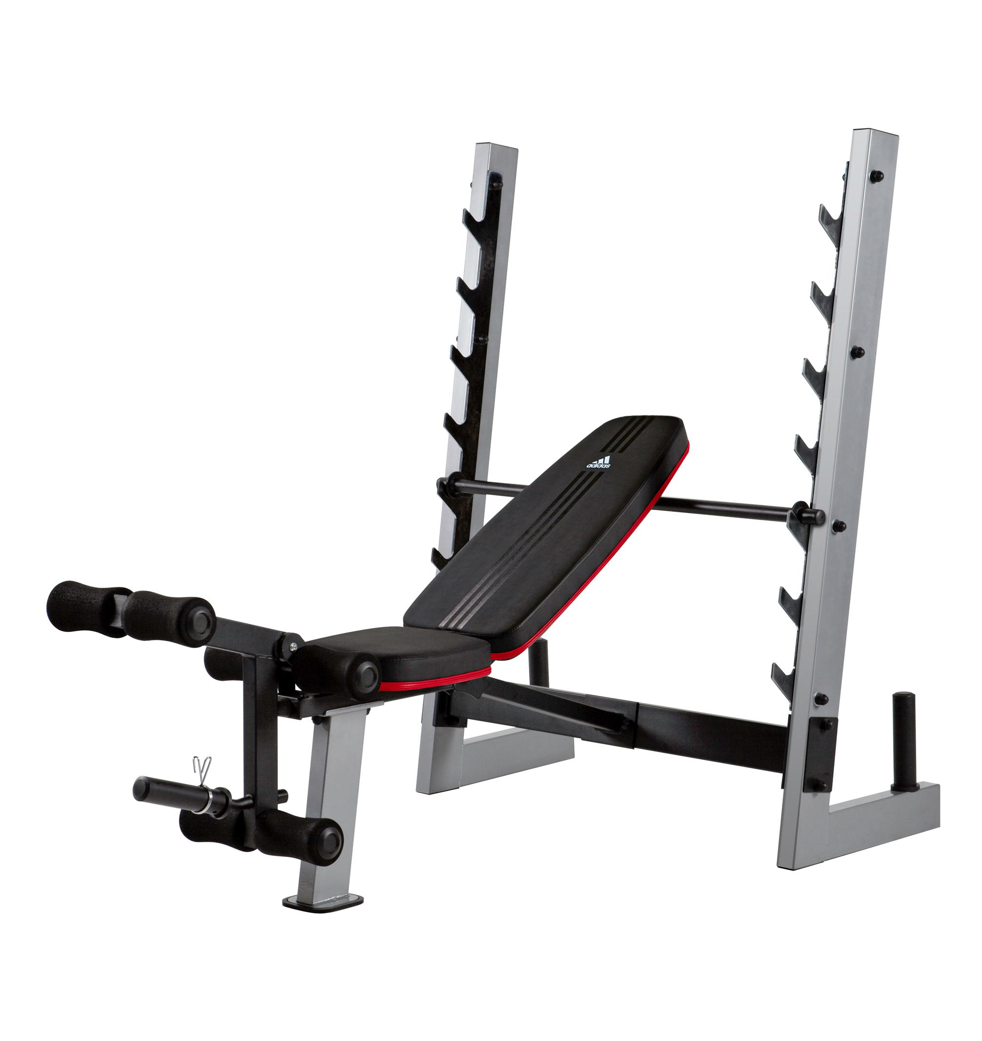 Amazon Com Adidas Olympic Weight Bench Sports Amp Outdoors