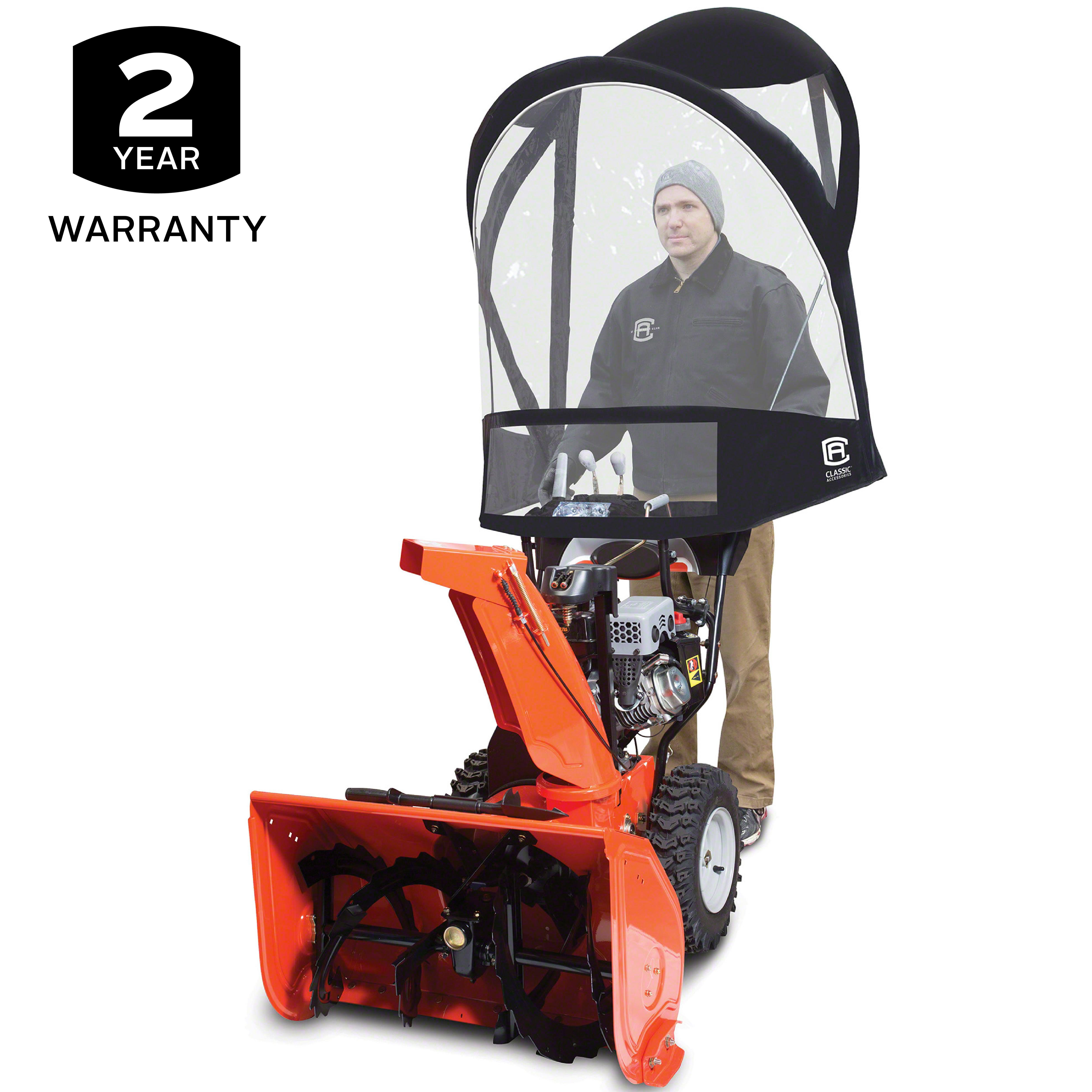 Snow Thrower Accessories : Amazon classic accessories deluxe