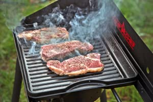 steaks, grilling, camping, outdoor cooking, beef ribs,