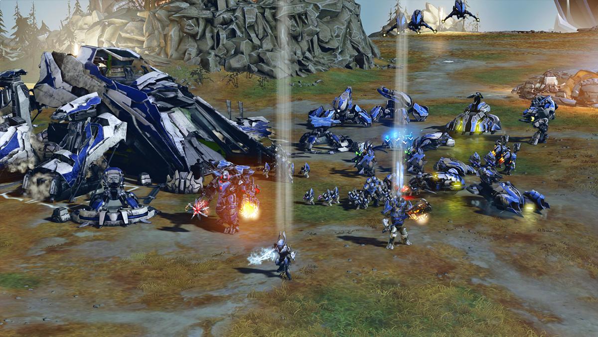 Amazon com: Halo Wars 2 - Ultimate Edition - Xbox One: Halo