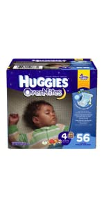 Wondering what is the best overnight diaper? Huggies Overnites Diapers are a good choice