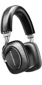 luxury headphones, bowers and wilkins, p7