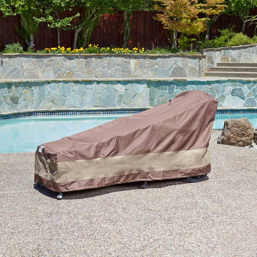Amazon Com Duck Covers Ultimate Patio Chaise Lounge