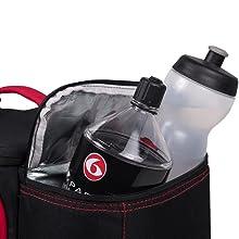 Amazon.com: Innovator Insulated Meal Management Bag, Black