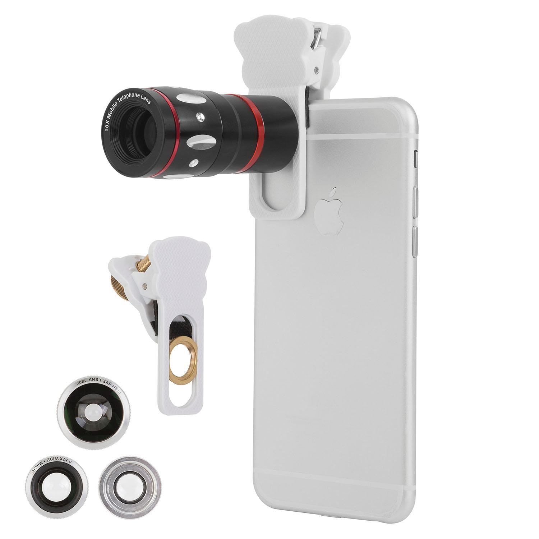 Amazon.com: Ivation Universal Smartphone Camera Lens Kit