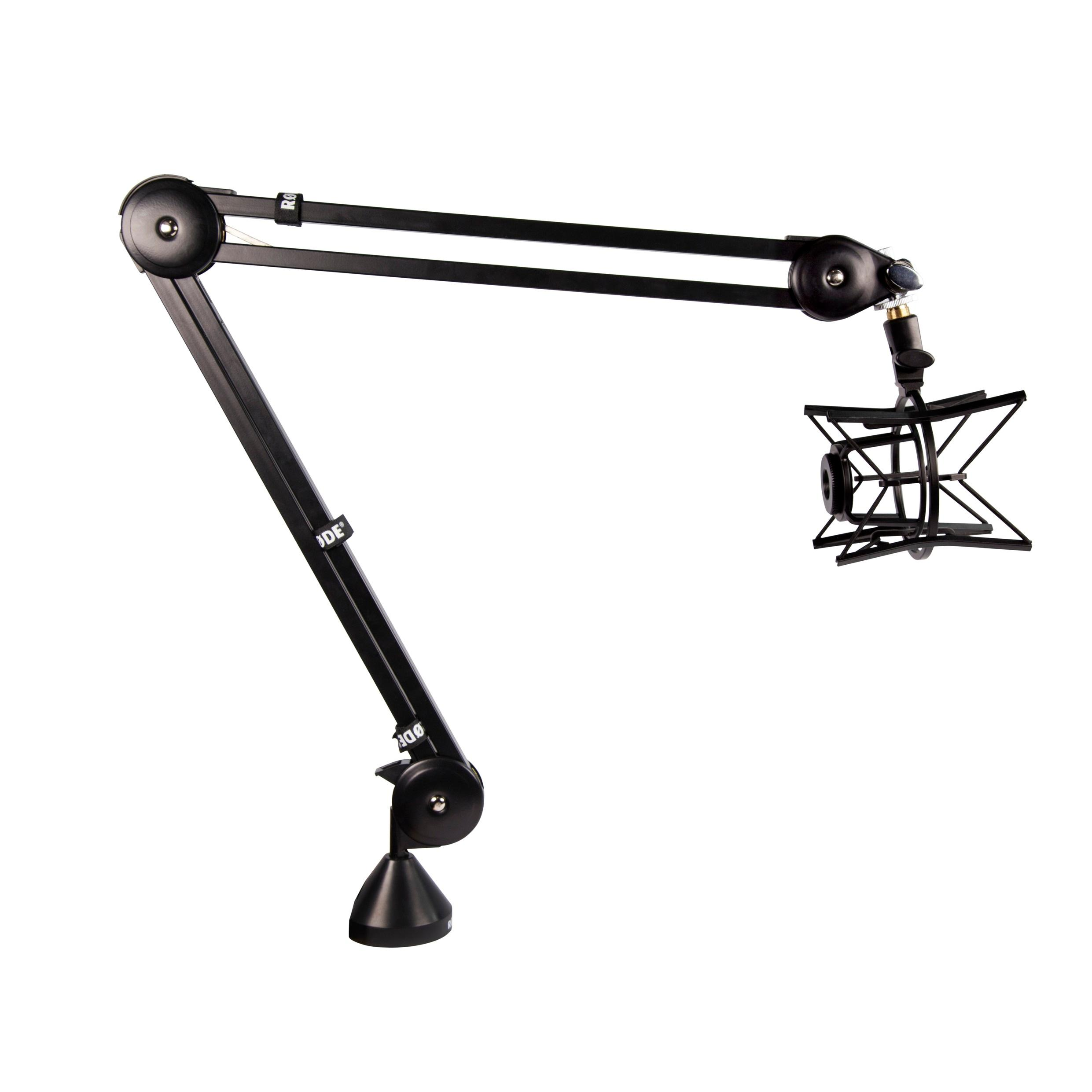 Amazon Com Rode Psm 1 Shockmount For Podcaster Musical
