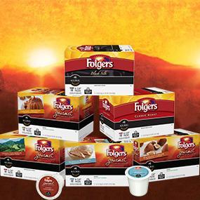 Folgers K-Cup Packs