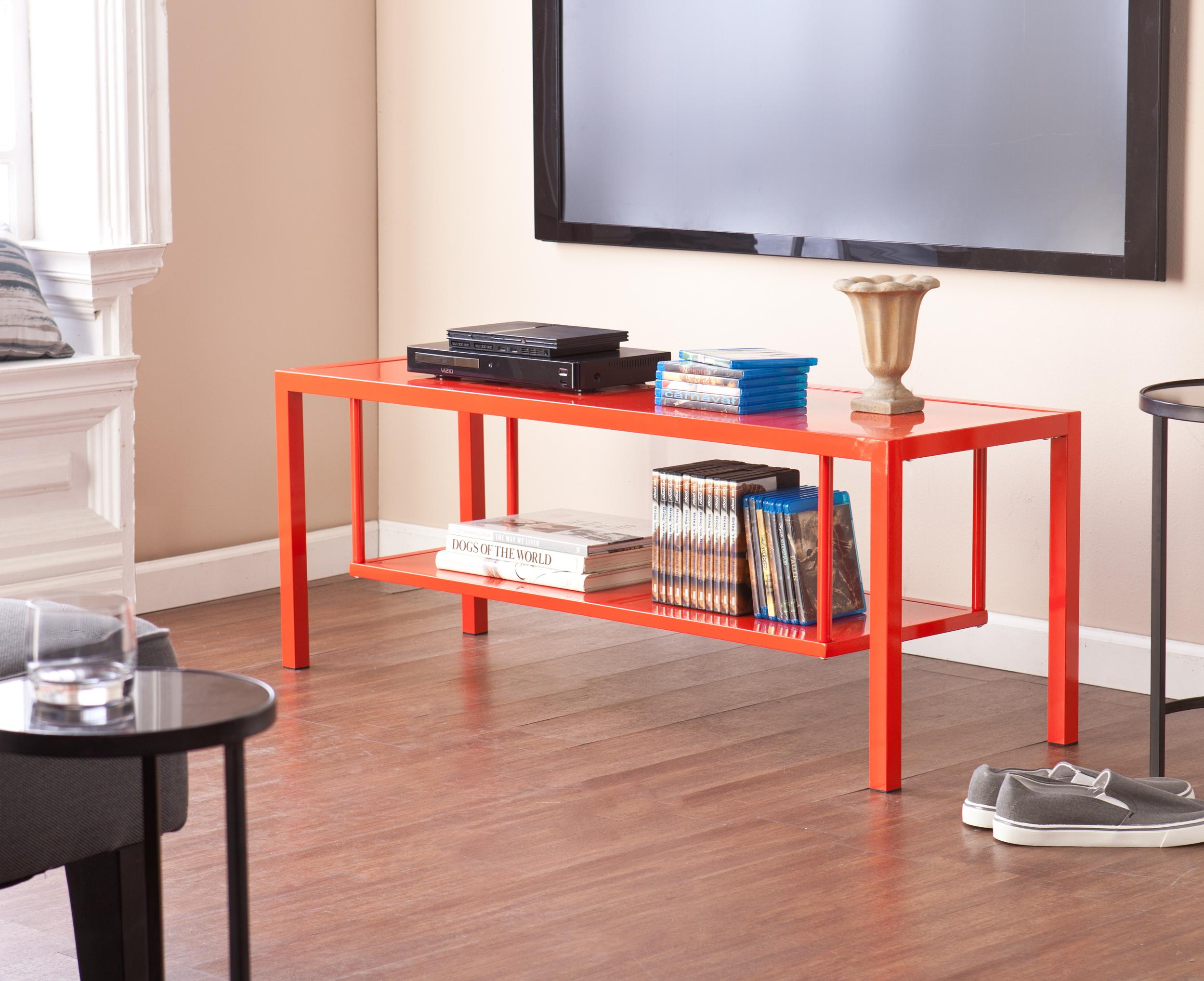 Amazon holly martin maians media console red orange view larger geotapseo Image collections
