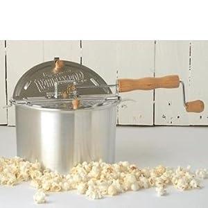 gourmet popcorn popper aluminum popcorn machine durable stovetop popcorn maker old fashioned popcorn