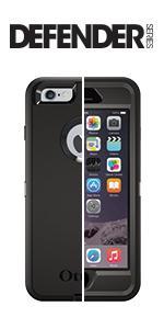 otterbox iphone 6 plus case defender series comparison